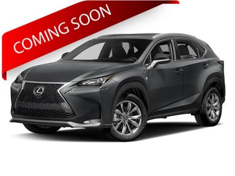 2016 Lexus NX 200t for sale in Columbus, OH