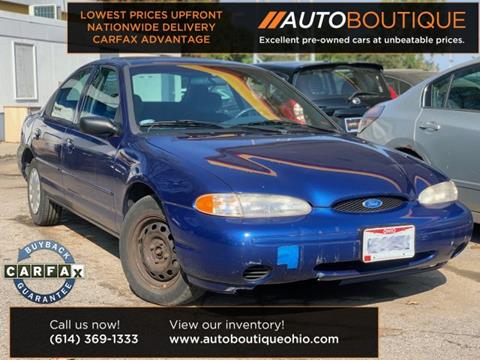 1997 Ford Contour for sale in Columbus, OH