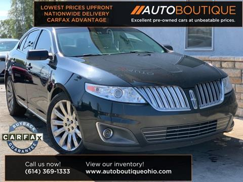 2011 Lincoln MKS for sale in Columbus, OH