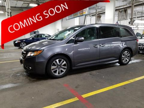 2016 Honda Odyssey for sale in Columbus, OH
