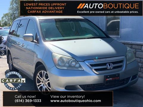 2006 Honda Odyssey for sale in Columbus, OH