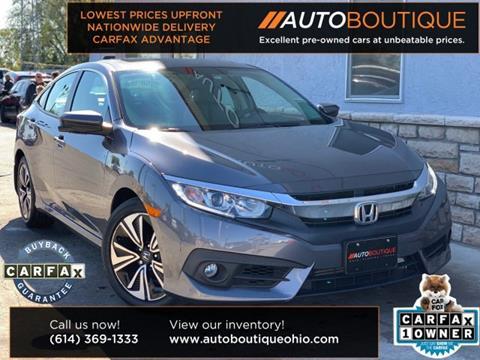 2016 Honda Civic for sale in Columbus, OH