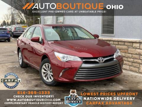 2017 Toyota Camry for sale in Columbus, OH