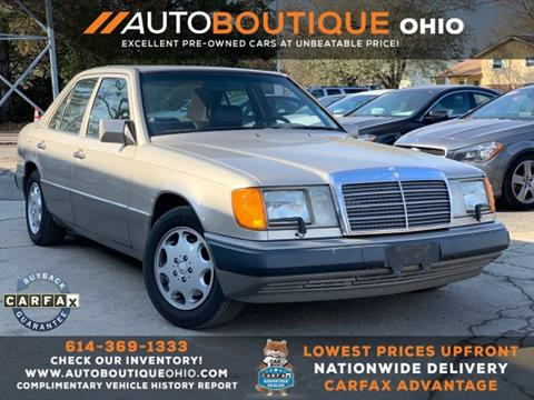1992 Mercedes-Benz 400-Class for sale in Columbus, OH