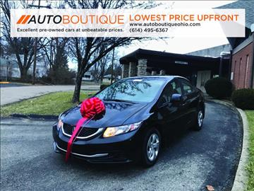 2013 Honda Civic for sale in Columbus, OH