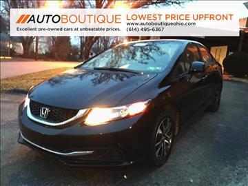 2013 Honda Civic for sale in Columbus, OH