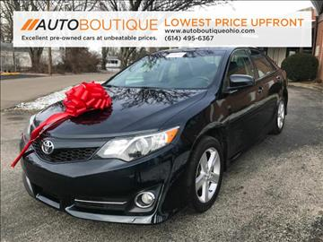 2014 Toyota Camry for sale in Columbus, OH