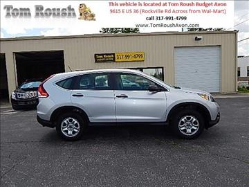 2014 Honda CR-V for sale at Tom Roush Budget Center Avon in Avon IN
