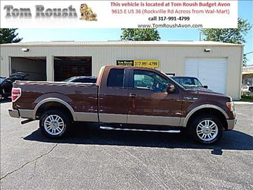 2011 Ford F-150 for sale at Tom Roush Budget Center Avon in Avon IN