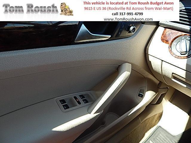 2013 Volkswagen Passat for sale at Tom Roush Budget Center Avon in Avon IN