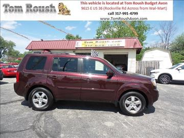 2010 Honda Pilot for sale at Tom Roush Budget Center Avon in Avon IN
