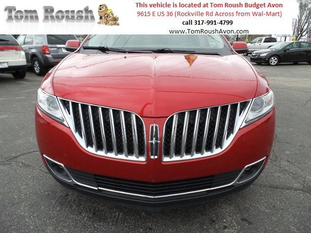 2012 Lincoln MKX for sale at Tom Roush Budget Center Avon in Avon IN
