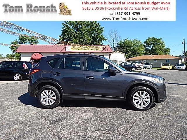 2014 Mazda CX-5 for sale at Tom Roush Budget Center Avon in Avon IN