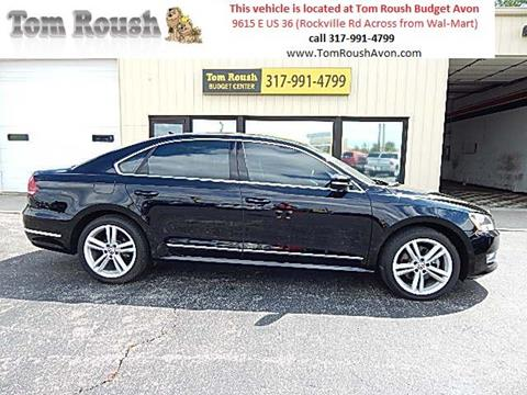 2015 Volkswagen Passat for sale at Tom Roush Budget Center Avon in Avon IN