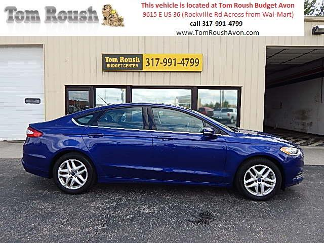 2016 Ford Fusion for sale at Tom Roush Budget Center Avon in Avon IN