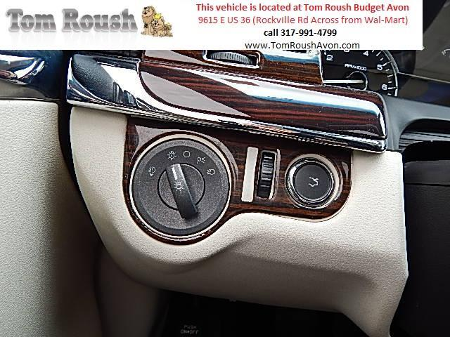 2009 Lincoln MKS for sale at Tom Roush Budget Center Avon in Avon IN