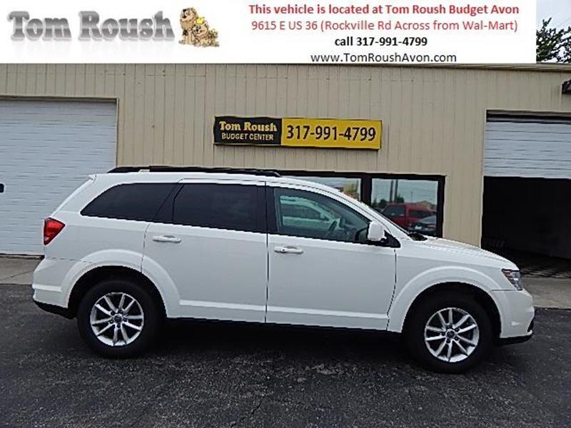 2017 Dodge Journey for sale at Tom Roush Budget Center Avon in Avon IN