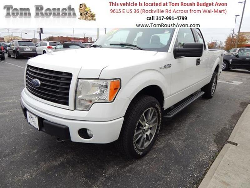 2014 Ford F-150 for sale at Tom Roush Budget Center Avon in Avon IN