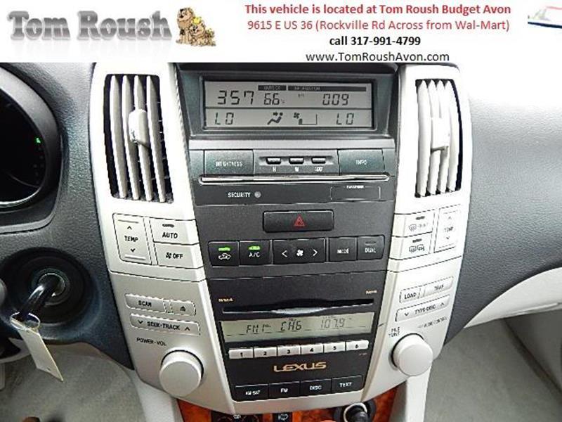 2007 Lexus RX 350 for sale at Tom Roush Budget Center Avon in Avon IN