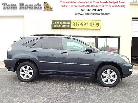 2007 Lexus RX 350 for sale at Tom Roush Budget Center Avon in Avon IN