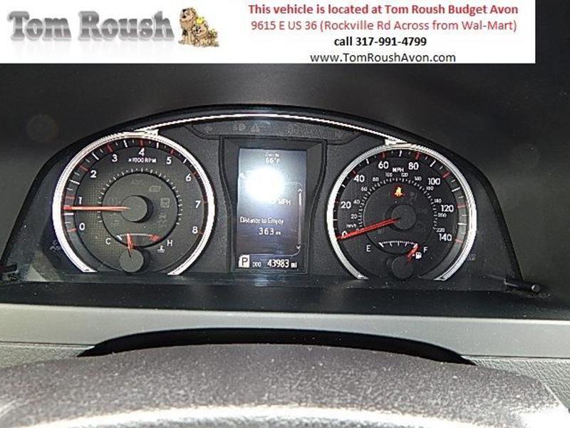 2016 Toyota Camry for sale at Tom Roush Budget Center Avon in Avon IN