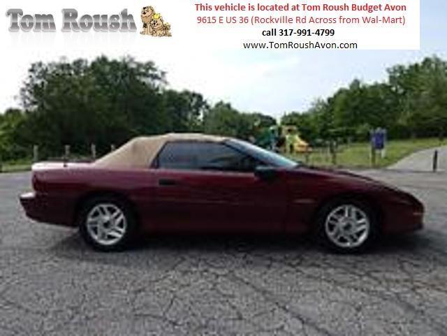 1994 Chevrolet Camaro for sale at Tom Roush Budget Center Avon in Avon IN
