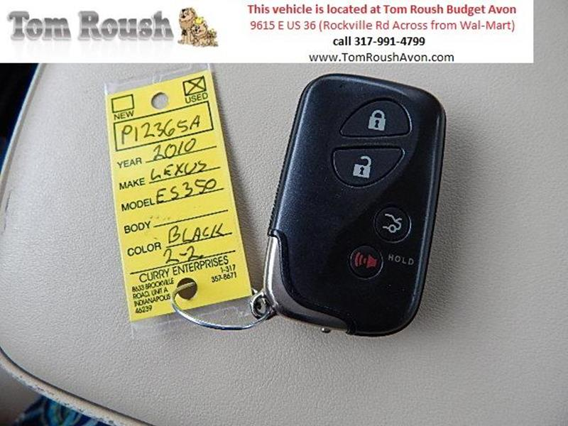 2010 Lexus ES 350 for sale at Tom Roush Budget Center Avon in Avon IN