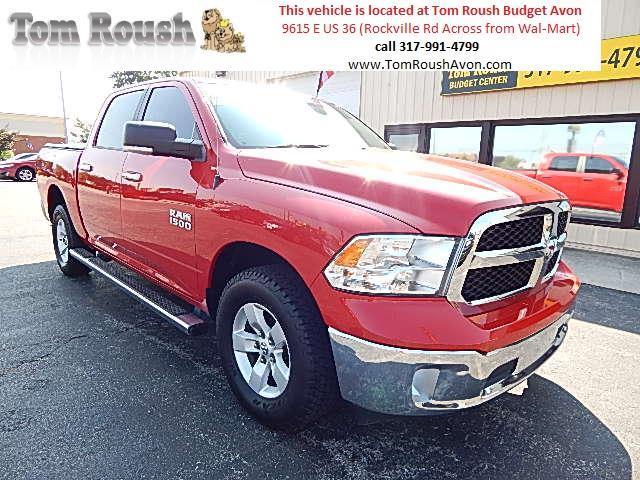 2014 RAM Ram Pickup 1500 for sale at Tom Roush Budget Center Avon in Avon IN