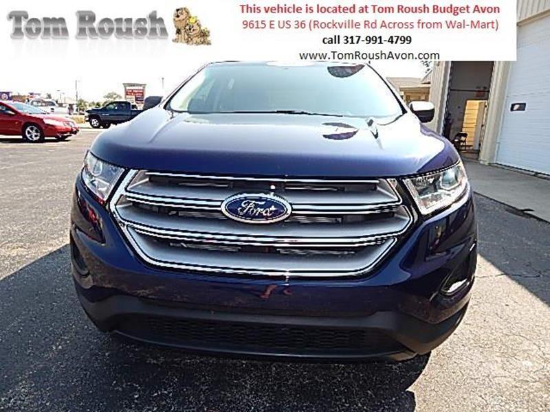 2016 Ford Edge for sale at Tom Roush Budget Center Avon in Avon IN