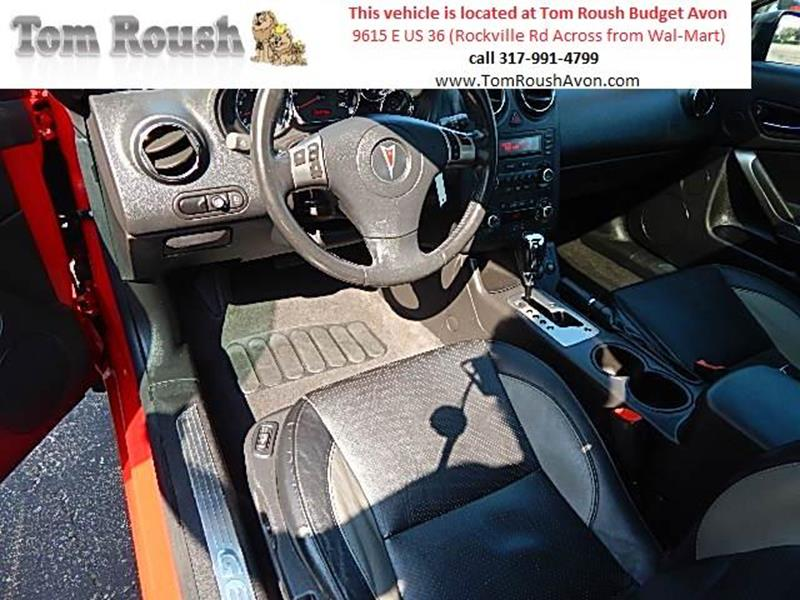 2006 Pontiac G6 for sale at Tom Roush Budget Center Avon in Avon IN