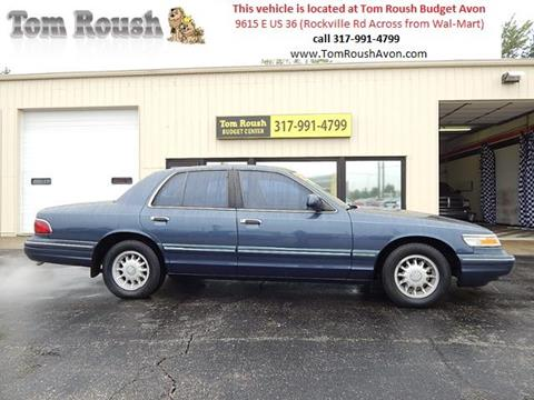 1997 Mercury Grand Marquis for sale at Tom Roush Budget Center Avon in Avon IN