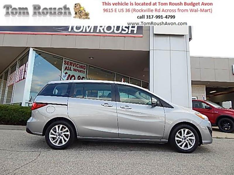 2014 Mazda MAZDA5 for sale at Tom Roush Budget Center Avon in Avon IN