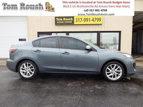 2012 Mazda MAZDA3 for sale at Tom Roush Budget Center Avon in Avon IN