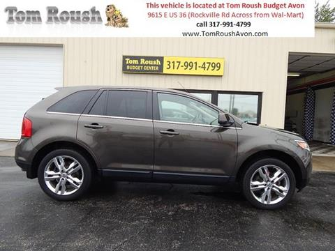 2011 Ford Edge for sale at Tom Roush Budget Center Avon in Avon IN