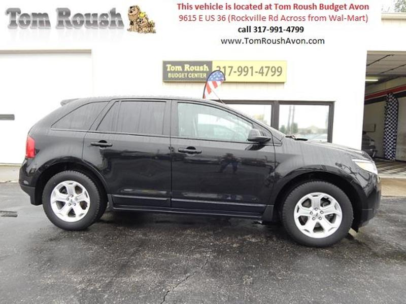 2014 Ford Edge for sale at Tom Roush Budget Center Avon in Avon IN