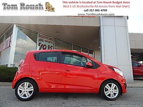 2015 Chevrolet Spark for sale at Tom Roush Budget Center Avon in Avon IN
