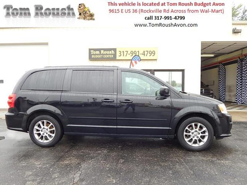2011 Dodge Grand Caravan for sale at Tom Roush Budget Center Avon in Avon IN