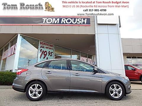 2014 Ford Focus for sale at Tom Roush Budget Center Avon in Avon IN