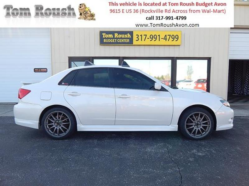 2010 Subaru Impreza for sale at Tom Roush Budget Center Avon in Avon IN