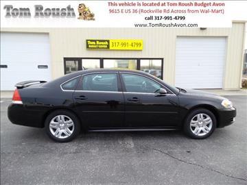 2013 Chevrolet Impala for sale in Avon, IN