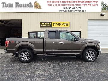 2015 Ford F-150 for sale at Tom Roush Budget Center Avon in Avon IN