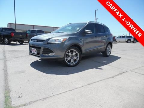 2014 Ford Escape for sale in Pecos, TX
