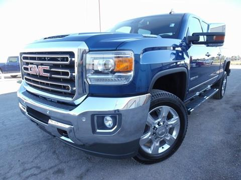 2017 GMC Sierra 2500HD for sale in Pecos, TX