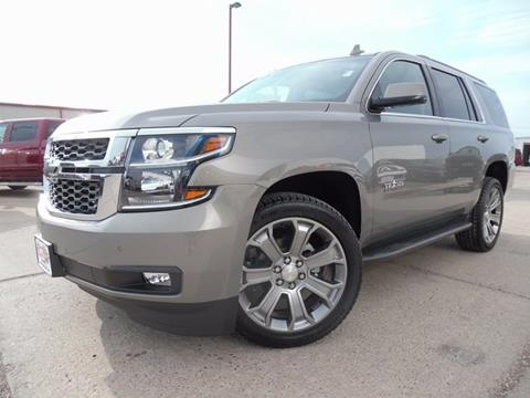 2017 Chevrolet Tahoe for sale in Pecos TX