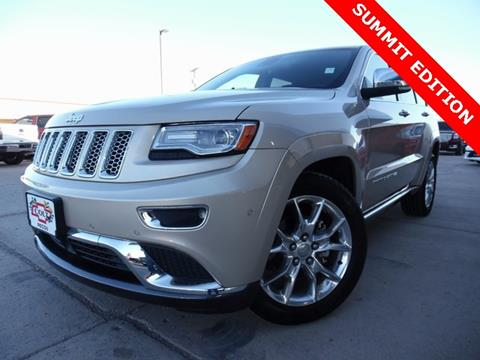 2014 Jeep Grand Cherokee for sale in Pecos, TX