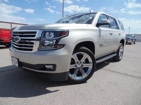 2017 Chevrolet Tahoe for sale in Pecos TX