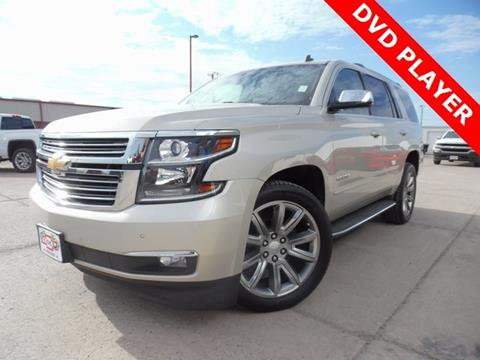 2015 Chevrolet Tahoe for sale in Pecos, TX