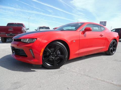 2017 Chevrolet Camaro for sale in Pecos TX