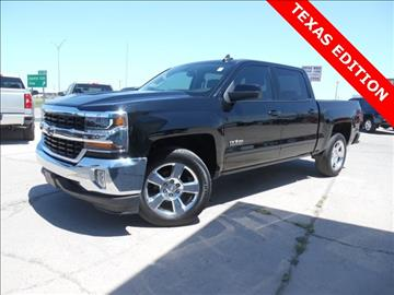 2016 Chevrolet Silverado 1500 for sale in Pecos, TX