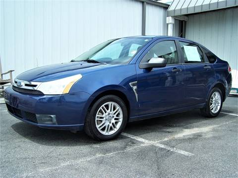2008 Ford Focus for sale in North Myrtle Beach, SC